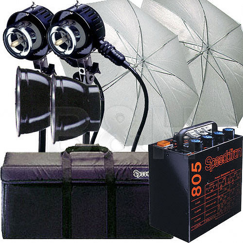 Light Stand Quest Ragnarok Mobile: Speedotron 805 Economy Location 2-Light System 11286 B&H Photo