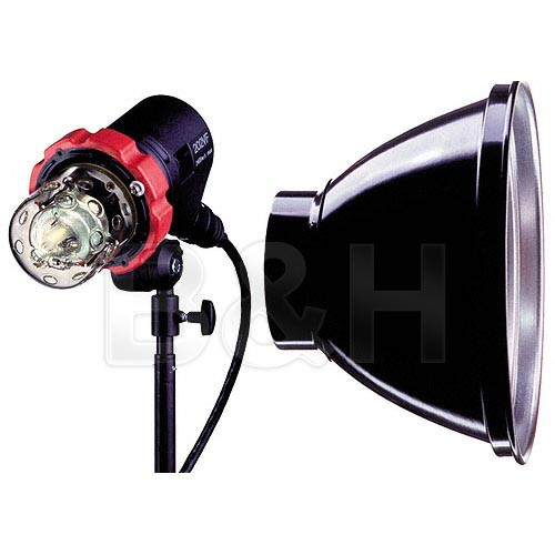 Sdotron 202VF 2400 Watt/Second Maximum Flash Head 850355 B&H on