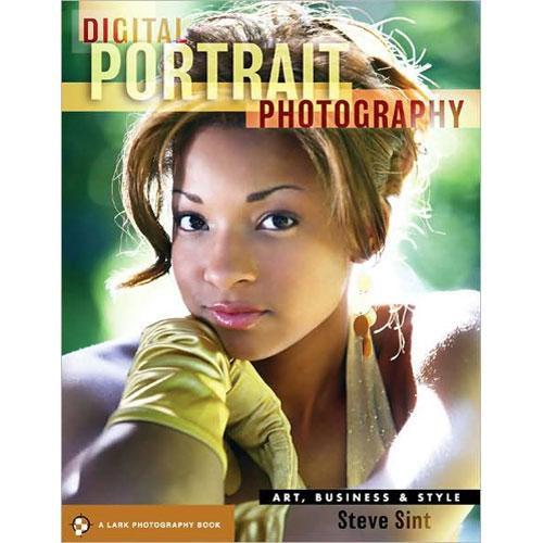 Digital Photography Book Cover : Sterling publishing book digital portrait b h