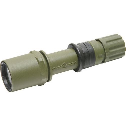 Modern SureFire G2Z LED batLight Flashlight OD Green Fresh - Minimalist best tactical flashlight Minimalist