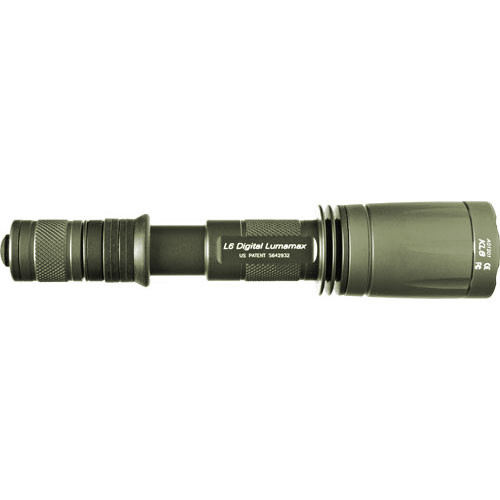 Simple Elegant SureFire L6 LumaMax White LED Flashlight OD Green Idea - Simple best tactical flashlight Ideas