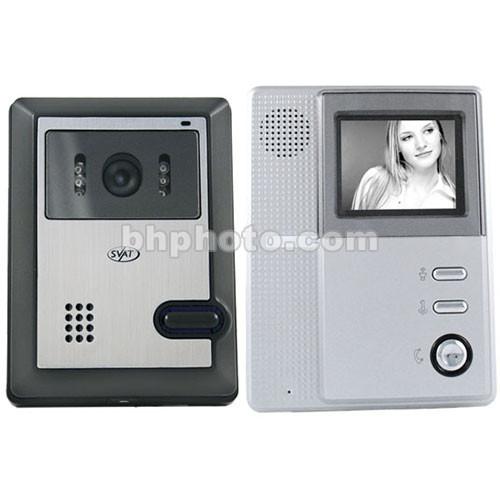 Svat Viss6002 Bw 4 Crt Video Intercom System Viss6002 Bh
