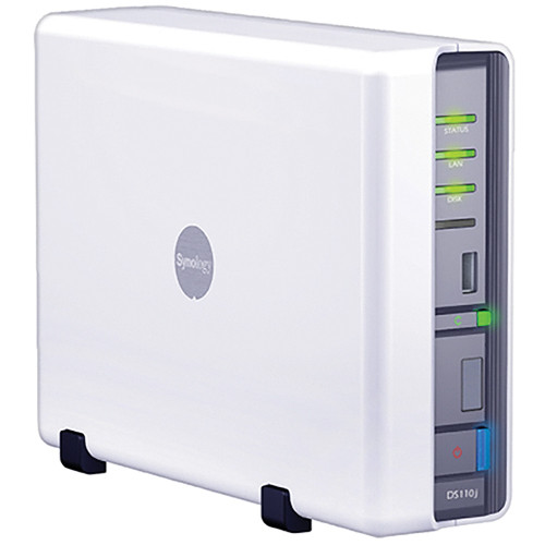 Synology DS110j DSM Drivers Update