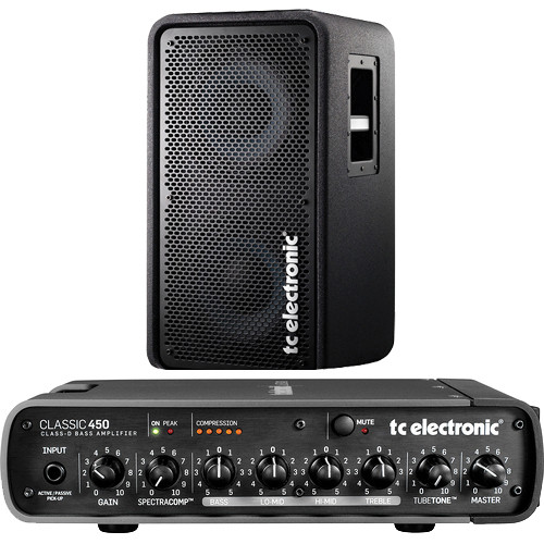 tc electronic classic450 bass head and rs210 speaker cabinet. Black Bedroom Furniture Sets. Home Design Ideas