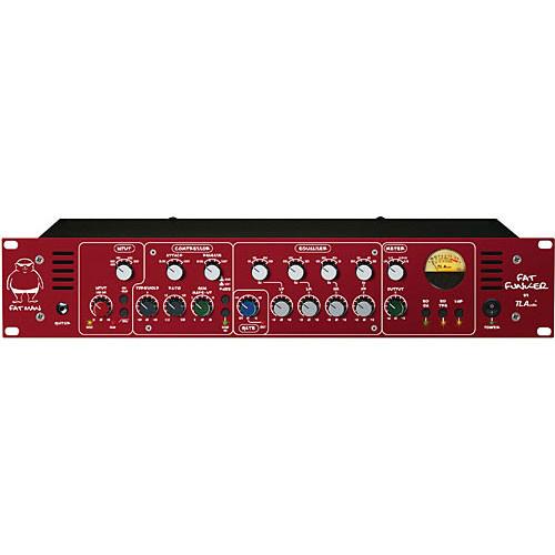 Tl Audio Fat Funker Rack Mount Preamp Processor For Guitar