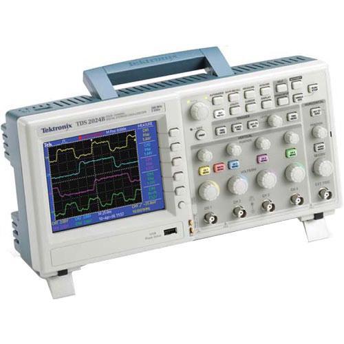 Pro Tek Oscilloscope : Tektronix tds b digital storage oscilloscope h