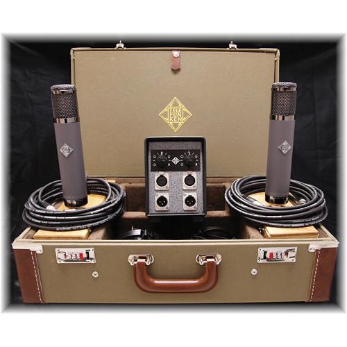 Telefunken Ar 51 : telefunken ar 51 tube condenser microphone ar 51 stereo set b h ~ Vivirlamusica.com Haus und Dekorationen