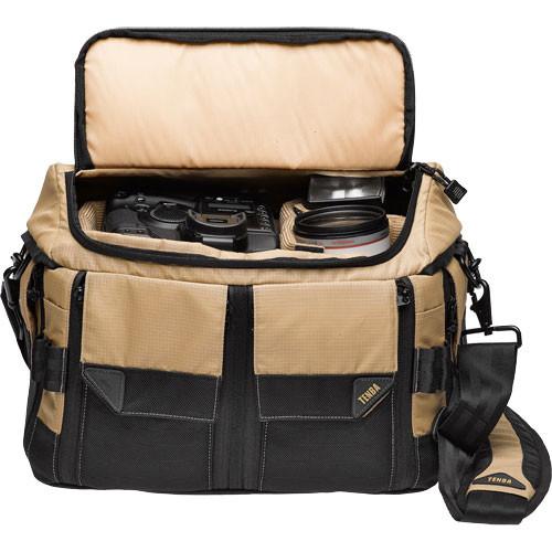 Tenba Response Shoulder Bag Large Tan
