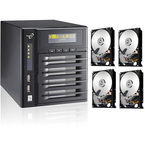 Thecus N4200PRO NAS Server Update