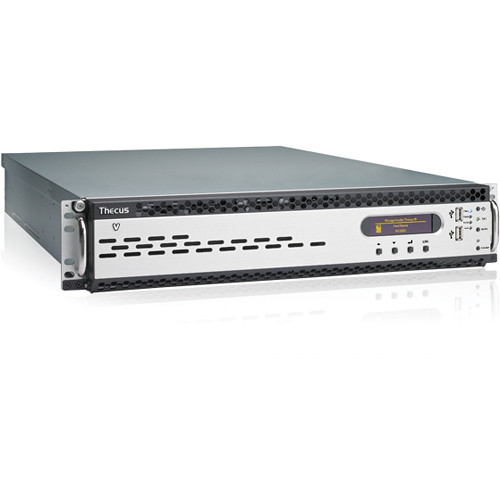 Thecus N12000V NAS Server Drivers Download