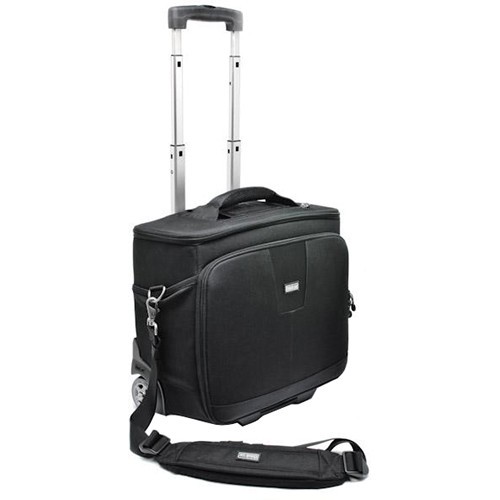 Think Tank Photo Airport Navigator Rolling Bag Black