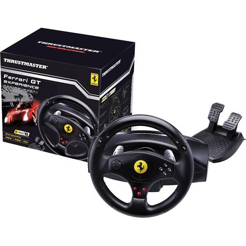 thrustmaster ferrari gt experience racing wheel 2960697 b h. Black Bedroom Furniture Sets. Home Design Ideas