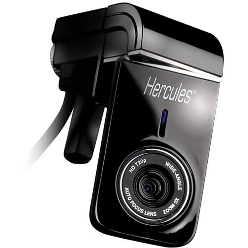 hercules dualpix hd microphone
