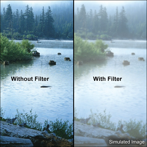 Tiffen 49DF2 49mm Double Fog 2 Filter Camera & Photo