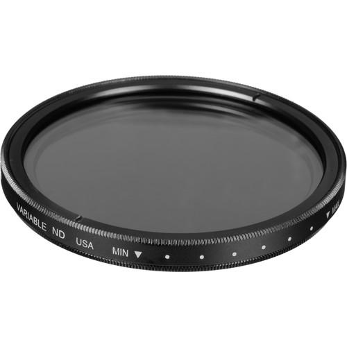 tiffen 58mm variable neutral density filter 58vnd b h photo