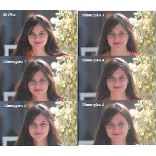 Tiffen 4x5.65 Glimmerglass 1 Diffusion Filter