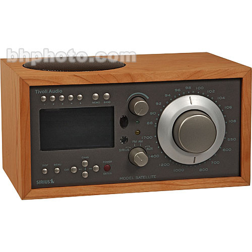 Tivoli MSATTPE Model Satellite Radio on tivoli audio model one am fm table radio