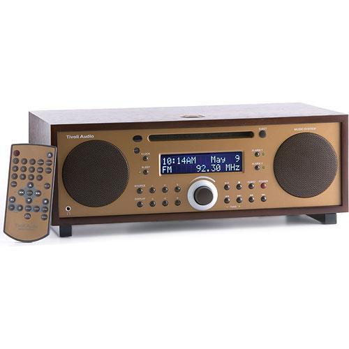 Tivoli MSYWGBRZ Tivoli Audio Music System MSYWGBRZ B&H Photo