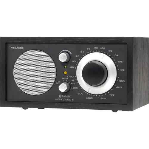 tivoli model one bluetooth am fm radio m1btbbs b h photo video. Black Bedroom Furniture Sets. Home Design Ideas