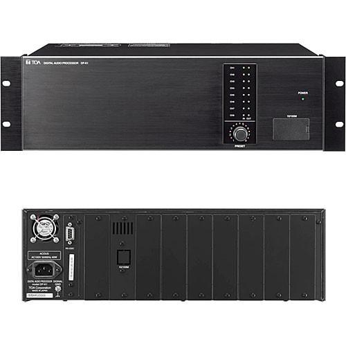 Digital Audio Video Photography: Toa Electronics DP-K1 Digital Audio Processor DP-K1 CU B&H