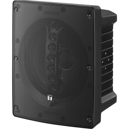 Toa Electronics HS 1200B Coaxial Array Speaker Black HS