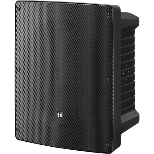 Toa Electronics HS 1500B Coaxial Array Speaker Black HS