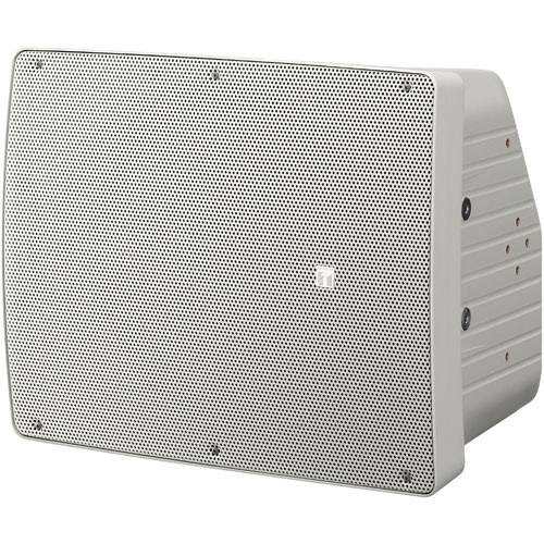 Toa Electronics HS 1500W Coaxial Array Speaker White HS