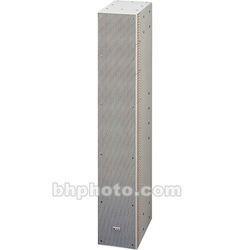Toa Electronics SR S4L Slim Line Array Speaker White SR S4L