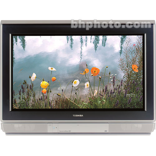 Toshiba 26 Widescreen Pure Flat Crt Tv
