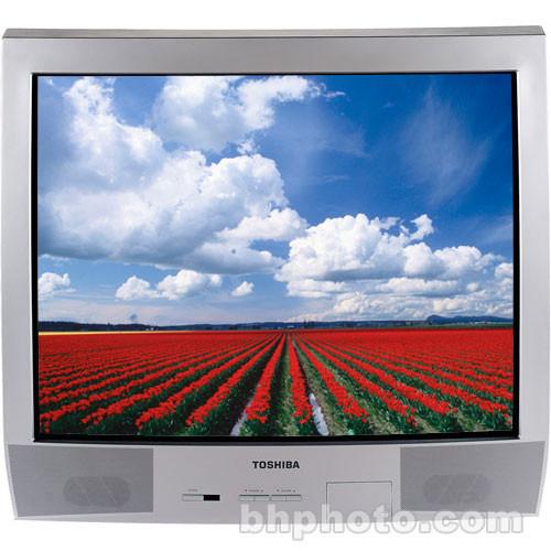 Toshiba 32d46 32 Quot Standard Definition Crt Tv 32d46 B Amp H