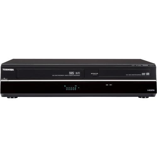 toshiba dvr620 dvd recorder vcr combo dvr620 b h photo video rh bhphotovideo com Toshiba TV VCR DVD Combo Toshiba TV VCR DVD Combo