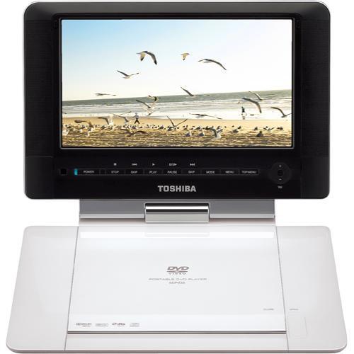 Toshiba SDP93S 9 Portable DVD Player