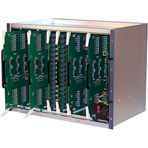 Vicon V6680scc 16 Card Cage 256 X 16 V6680scc 16 1a B Amp H Photo