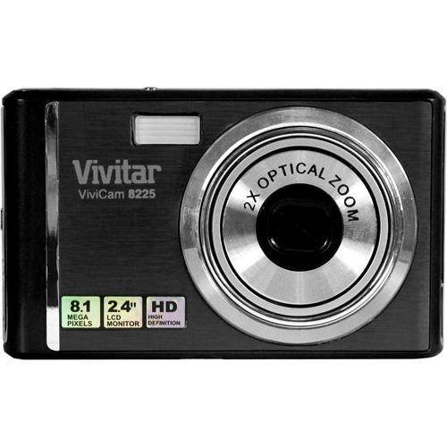 Instruction manual-for-vivitar-vivicam-8225.