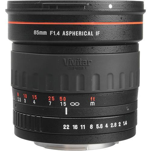 vivitar 85mm f 1 4 series 1 manual focus lens for sony 85mms b h rh bhphotovideo com Best Sony Alpha Lenses Sony Alpha A6000 Interchangeable