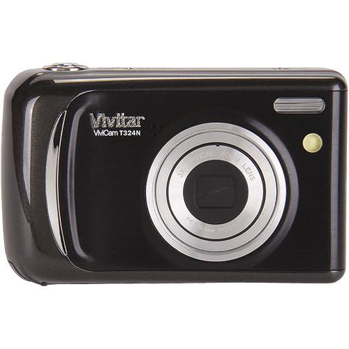 vivitar vivicam t324n digital camera black t324n b h photo rh bhphotovideo com