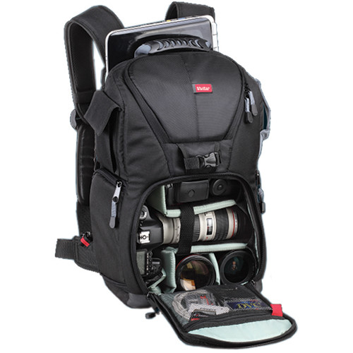 Vivitar DKS-20 Photo/SLR/Laptop Sling Backpack, VIV-DKS-20 B&H
