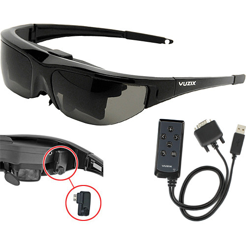 a93ff0219 Vuzix Corp Wrap 920 VR Bundle 329T00021 B&H Photo Video