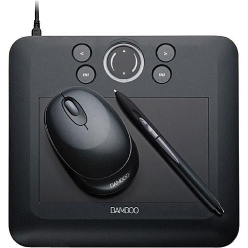 wacom bamboo fun tablet small black cte450k b h photo video. Black Bedroom Furniture Sets. Home Design Ideas