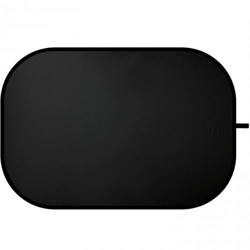 westcott 48x72 illuminator reflector black 1702 b h