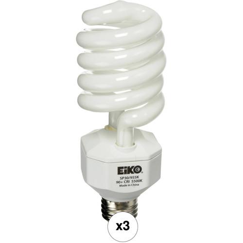 westcott three pack watt fluorescent lamps for td5 120vac