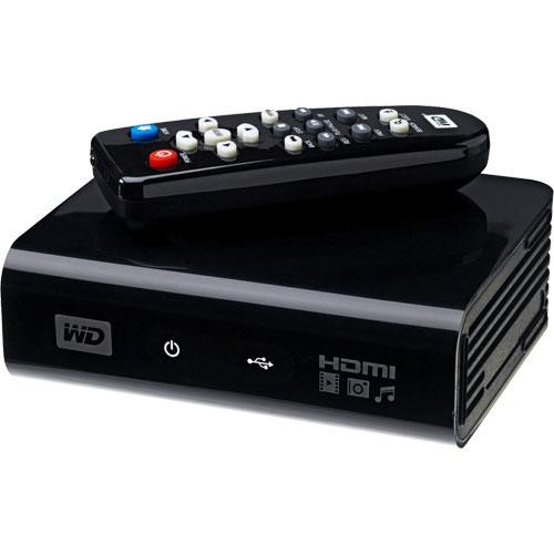 WD WD TV HD Media Player WDAVN00BN B&H Photo Video