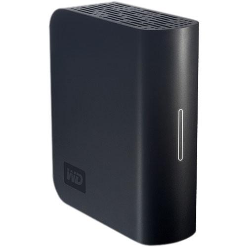 WD 500GB My Book Home Edition Triple Interface WDH1CS5000N B&H