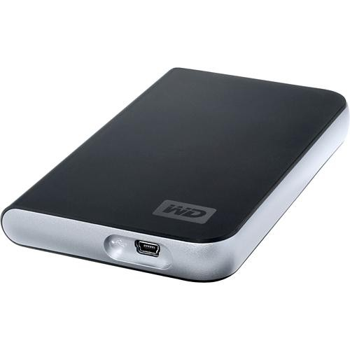 wd 320gb my passport mac portable usb 2 0 hard drive wdmea3200an. Black Bedroom Furniture Sets. Home Design Ideas