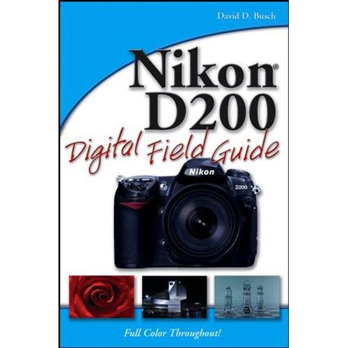 wiley publications book nikon d200 digital field 9780470037485 rh bhphotovideo com nikon d5300 digital field guide pdf free download nikon d5300 digital field guide