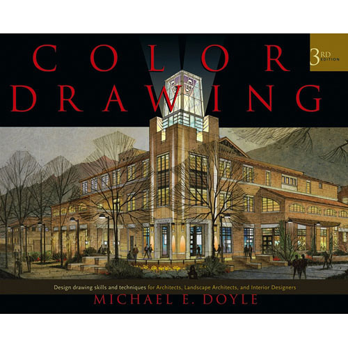 Wiley Publications Book Color Drawing 9780471741909 B H Photo