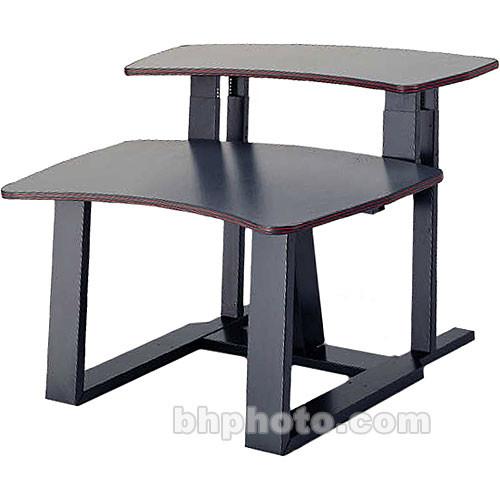 winsted digital desk with riser - Desk Riser