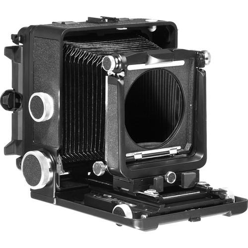 Wista Technical 45SP 4x5 Metal Field Camera 214502 B&H Photo