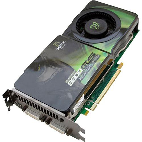 XFX GEFORCE 8800 GTS DRIVER FOR PC
