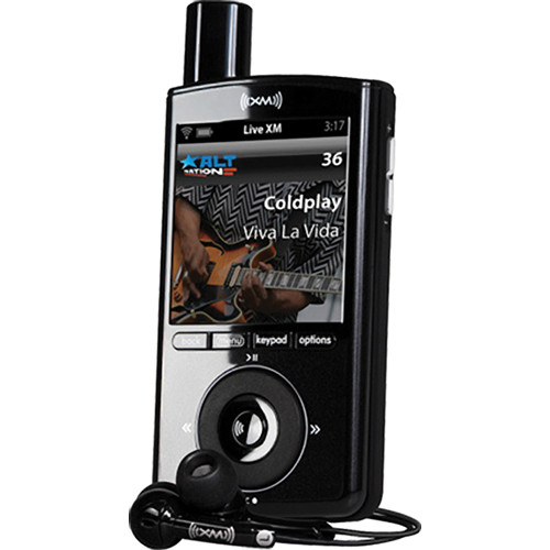 XM Satellite Radio XPMP3H1 Audiovox XMP3i XM Radio XPMP3H1 B&H
